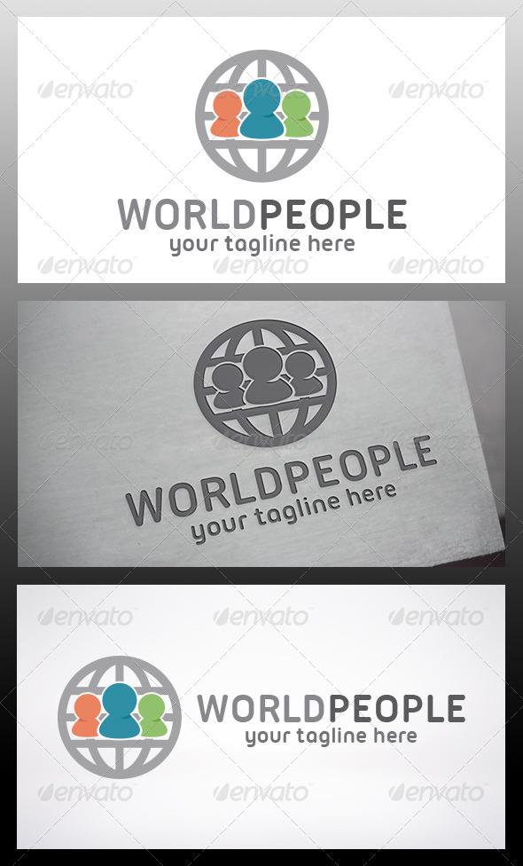 World People Logo