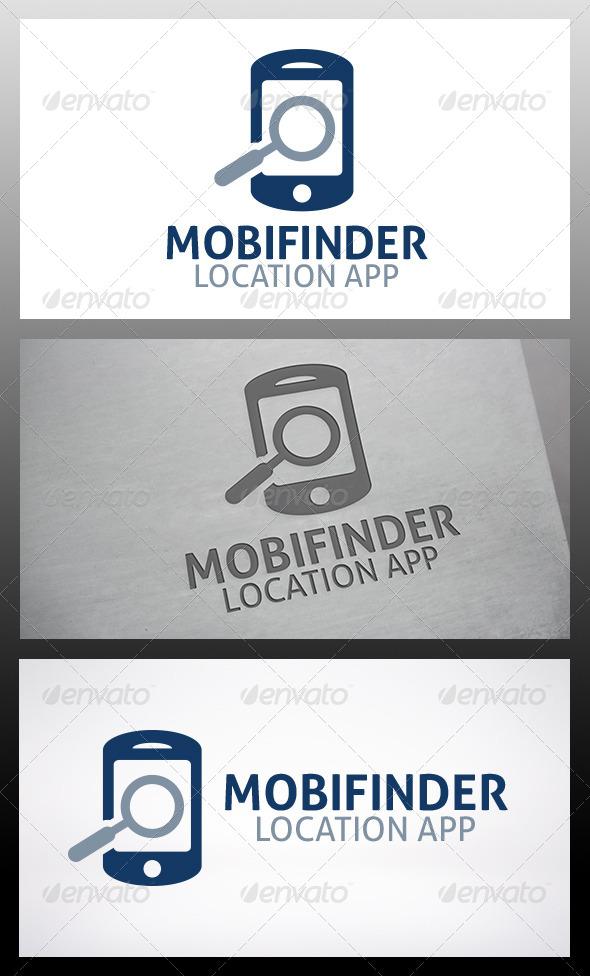 Phone Locator Logo