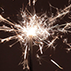 Light a Sparkler at Night - VideoHive Item for Sale