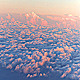 Above the Evening Clouds - VideoHive Item for Sale