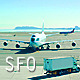 San Francisco Airport - VideoHive Item for Sale