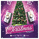 New Year, Christmas Party Flyer - GraphicRiver Item for Sale