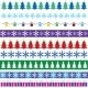 Christmas Borders - GraphicRiver Item for Sale
