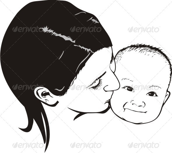 Mother and Boy