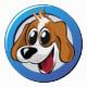 Cartoon Dog Head - GraphicRiver Item for Sale