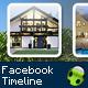 Real Estate Facebook Timeline - GraphicRiver Item for Sale