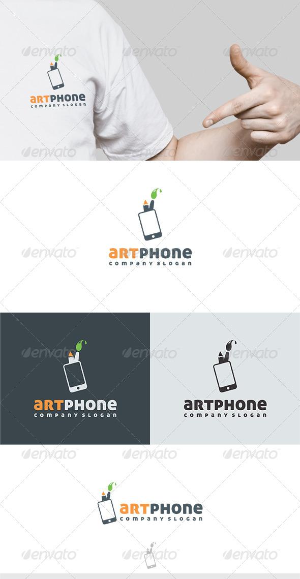 Art Phone Logo