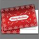 Christmas Postcard  - GraphicRiver Item for Sale