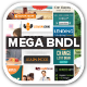 10 Set Mega Bundle Mix Web Banners - GraphicRiver Item for Sale