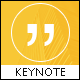 Persuasive #2 - Keynote Template - GraphicRiver Item for Sale