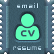 Newsletter Templates CV Folio - Email Resume / Portfolio / CV Newsletter - ThemeForest Item for Sale