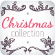 Holly Christmas Elements - GraphicRiver Item for Sale