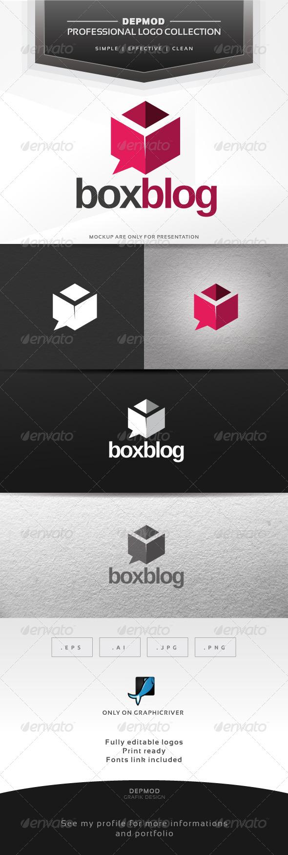 Box Blog Logo