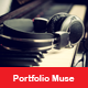 Portfolio Muse Multipurpose Template  - ThemeForest Item for Sale