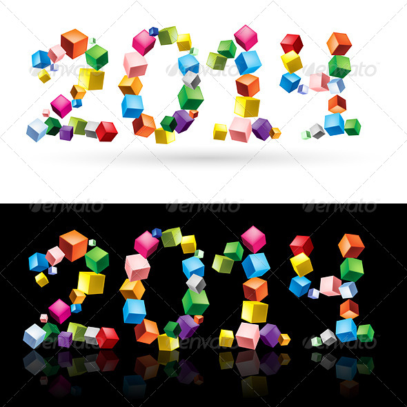2014 in Cubes.