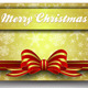 Christmas Snowflakes Gold Web Banners - All Sizes - GraphicRiver Item for Sale