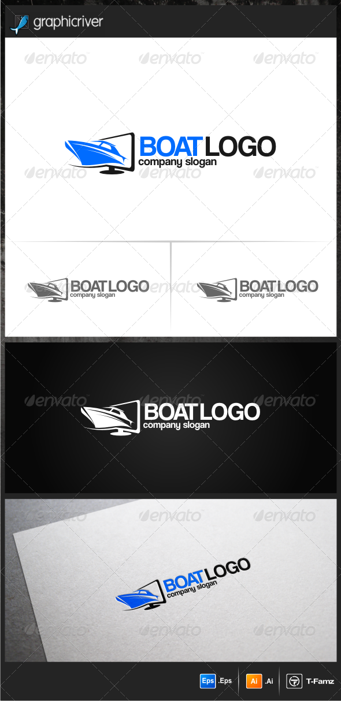 Boat Logo Templates