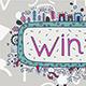 Winter Calendar Set - GraphicRiver Item for Sale