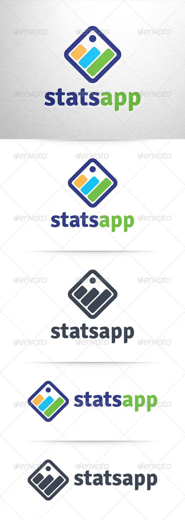 Stats App Logo