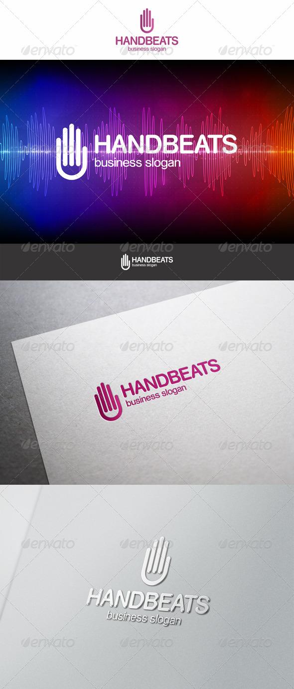 Hand Beats Logo