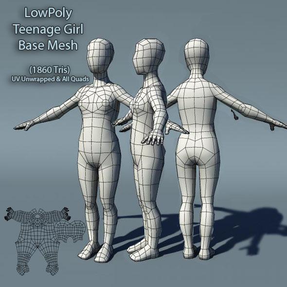 Maya CG Textures & 3D Models from 3DOcean