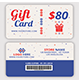 Unique Holidays Gift card - GraphicRiver Item for Sale