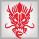 Dragon Vitality Potion Logo - GraphicRiver Item for Sale