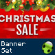10 - Christmas Banners - GraphicRiver Item for Sale
