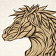 Year of The Horse - GraphicRiver Item for Sale