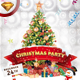 Christmas Party Flyer Templates - GraphicRiver Item for Sale