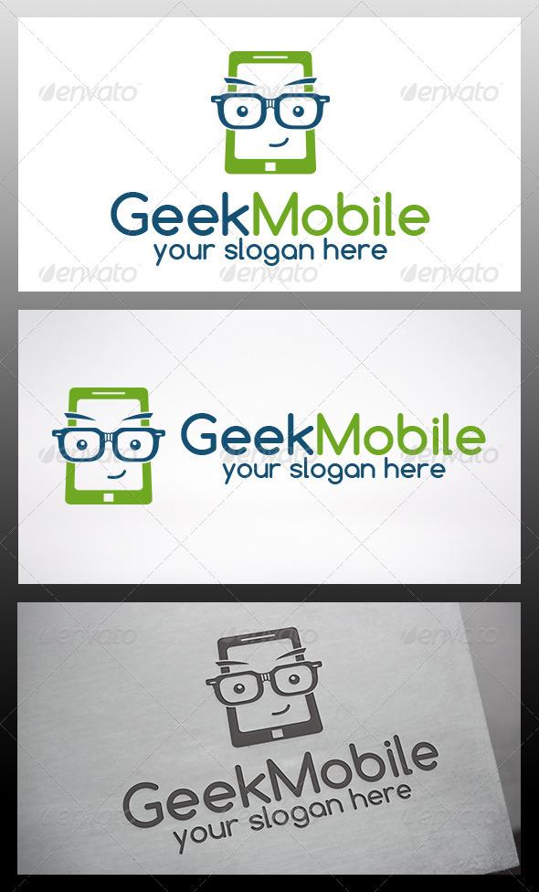 Geek Phone Logo