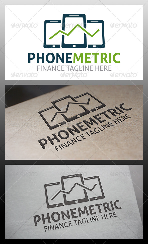 Phone Metrics Logo