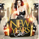 New Years Eve Party Flyer - GraphicRiver Item for Sale