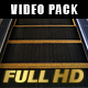 Escalator Shots from Different Angles (4 Pack) - VideoHive Item for Sale