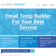 Creative Business Email Template - GraphicRiver Item for Sale