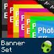 56 - Banner Set - GraphicRiver Item for Sale