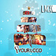 Christmas Image Tree - VideoHive Item for Sale