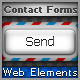Contact & Subscribe Forms - GraphicRiver Item for Sale
