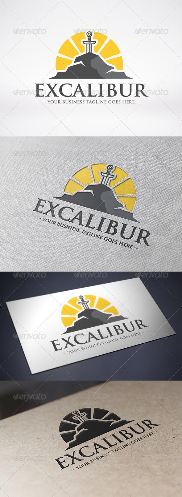Excalibur Logo Template