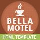Bella Motel - Bakery, Restaurant Recipe HTML - ThemeForest Item for Sale