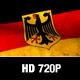 Germany Flag Loop - VideoHive Item for Sale