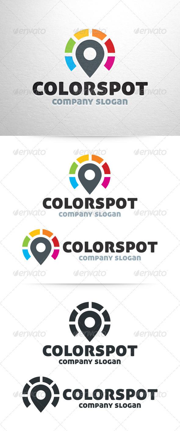 Color Spot Logo