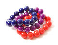 Colorful beaded bracelets still life fashion composition - PhotoDune Item for Sale