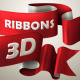 Ribbons 3D - VideoHive Item for Sale