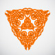 Orange Native Ornament - GraphicRiver Item for Sale