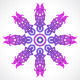 Violet Native Ornament - GraphicRiver Item for Sale