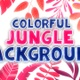 Jungle Backgrounds Pack - VideoHive Item for Sale