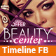 Beauty Center - Timeline Cover FB - GraphicRiver Item for Sale