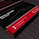Carbon Automotive Business Card - GraphicRiver Item for Sale