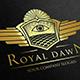 Royal Dawn - Logo & Emblem Template - GraphicRiver Item for Sale